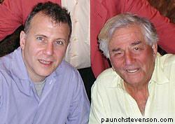 Paul Reiser and Peter Falk