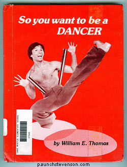 So You Want to Be a Dancer book cover, by William E. Thomas