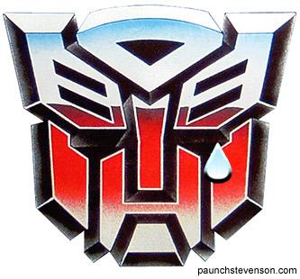 sad Autobot symbol