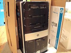 HP Pavilion Elite m9250f