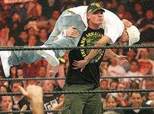 John Cena vs. K-Fed