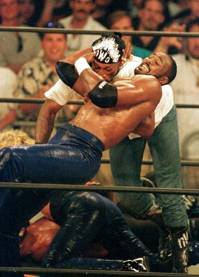 Malone vs. Rodman