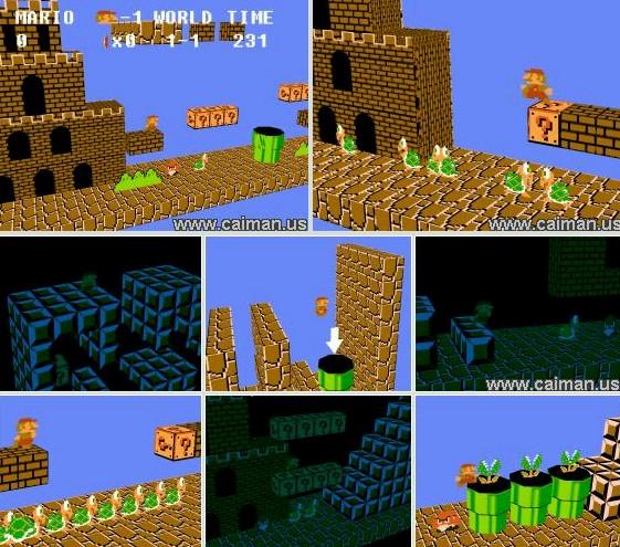 Super Mario Bros. 2.5D