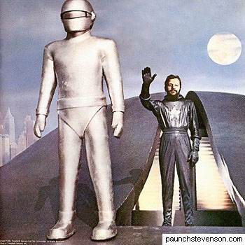 The Day the Earth Stood Still starring...Ringo Starr?