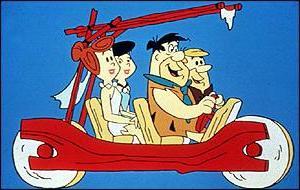 the Flintmobile