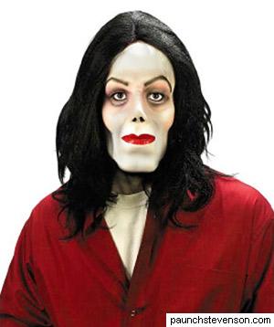 Wacko Jacko - Michael Jackson Halloween mask