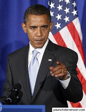 Barack Obama: winner