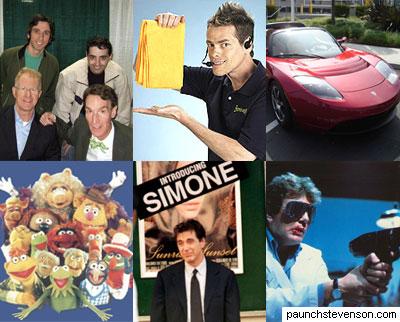 The Paunch Stevenson Show episode 128