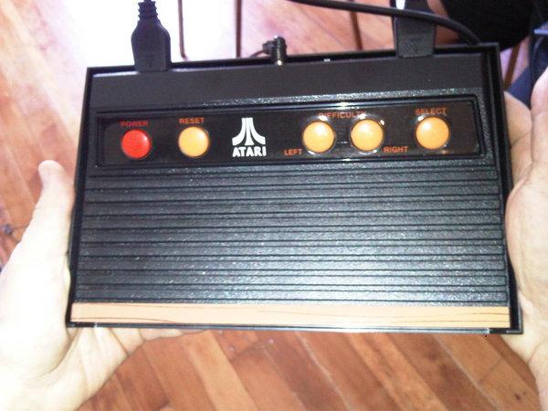 The Dush's Atari