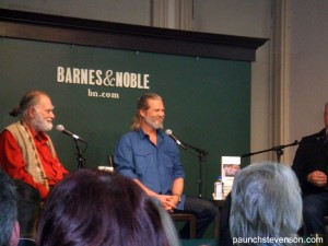 Jeff Bridges QnA NYC 1-8-13
